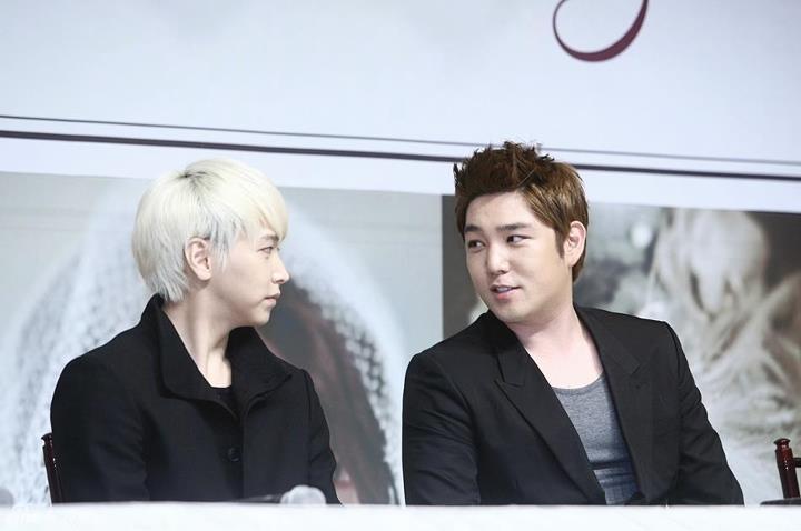 Chapter 7: Don't Believe Me? - eunhae heechul kyuwook haehyuk yemin ... Eunhyuk 2012 Black Hair